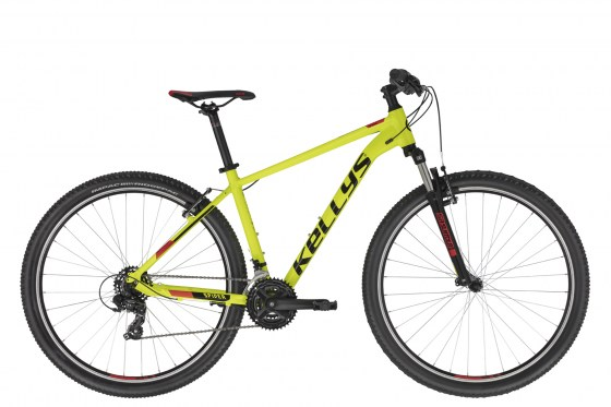 Spider 10 Neon Yellow 29