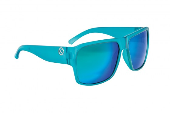 sunglasses RESPECT crystal blue